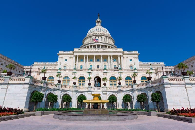 Capitol congress building Washington DC USA stock photography
