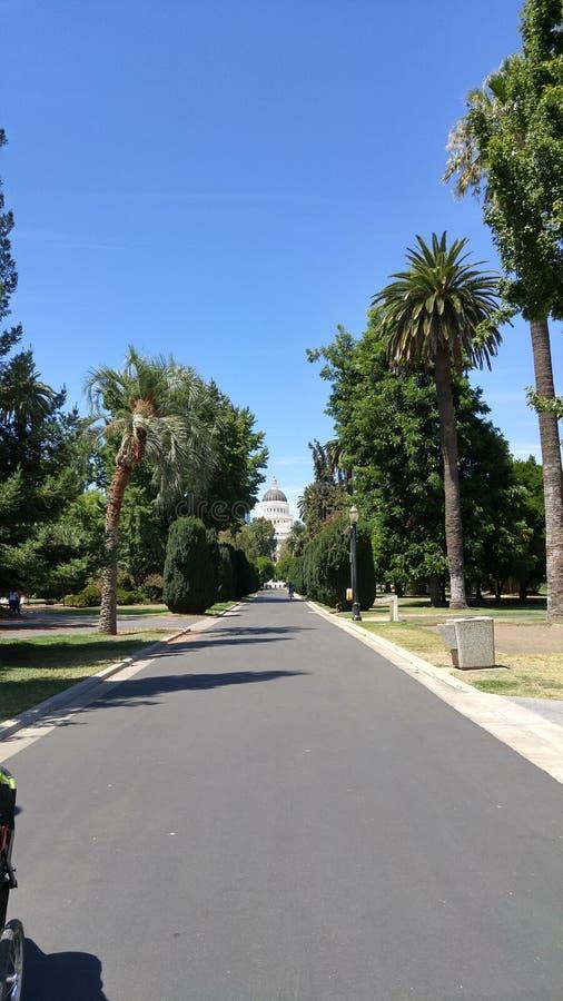 Capitol d'état photographie stock
