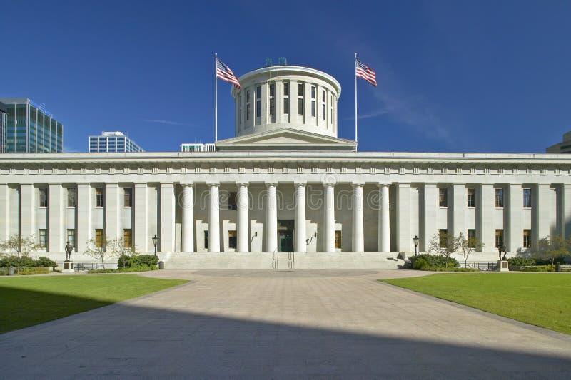 Capitol d'état de l'Ohio photos stock