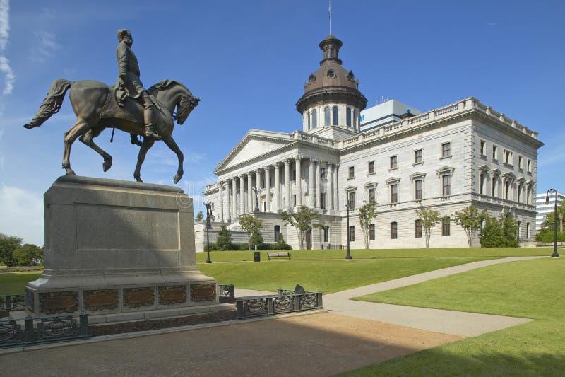 Capitol d'état de la Caroline du Sud photographie stock