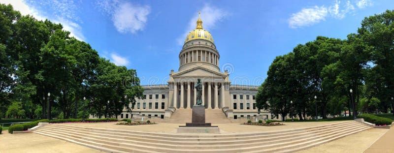 Capitol d'état de la Virginie Occidentale photographie stock