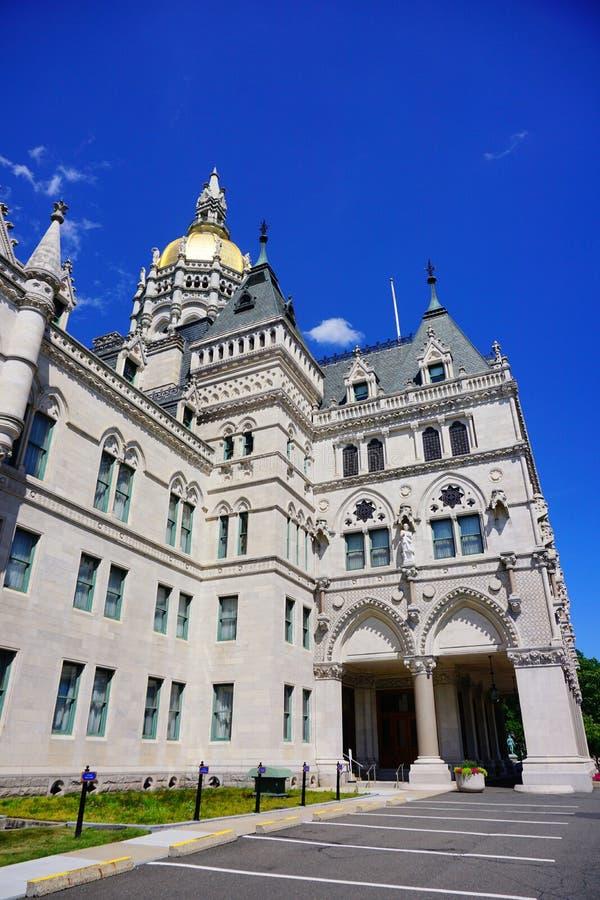 Capitol d'état du Connecticut photographie stock
