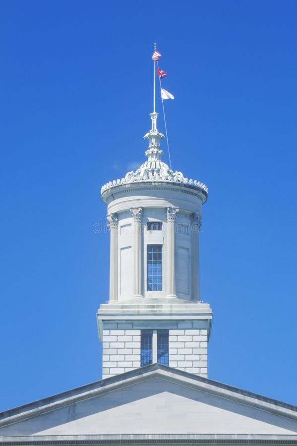 Capitol d'état du Tennessee, Nashville image stock