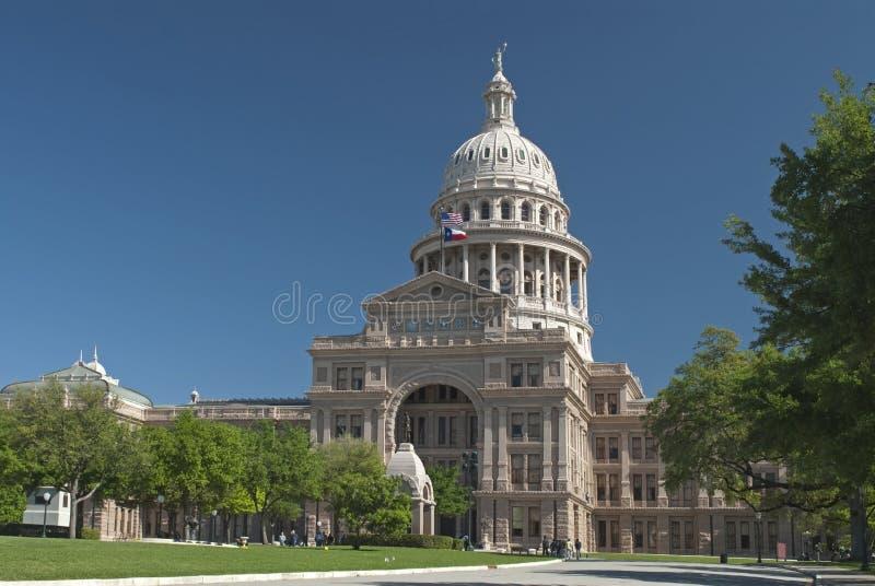 Capitol d'Austin image libre de droits