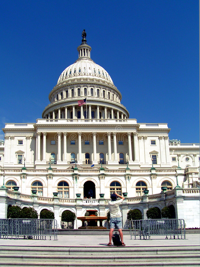Capitol DC stock photography