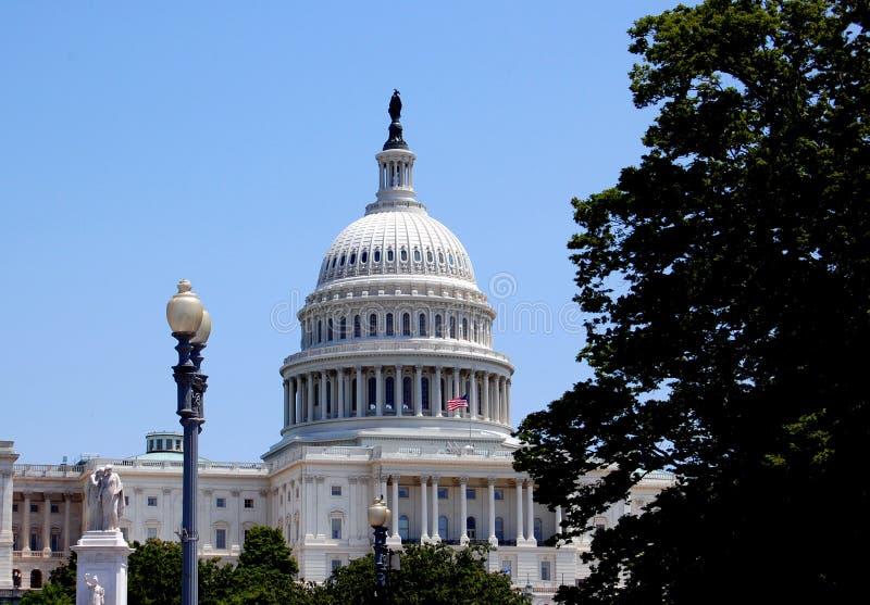 capitol dc wzgórze usa Washington zdjęcie stock