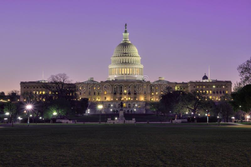 Capitol de Washington DC photos stock