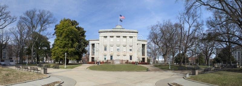 Capitol del estado de Carolina del Norte imagen de archivo libre de regalías