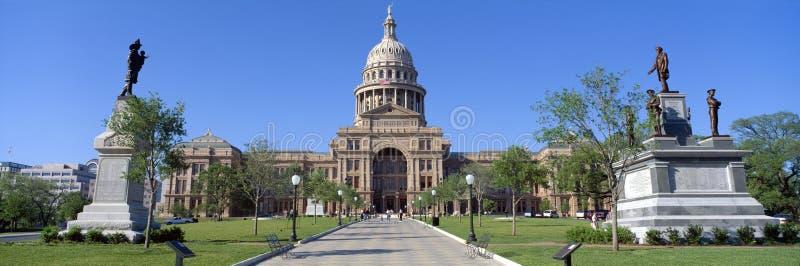 Capitol della condizione di Austin fotografia stock libera da diritti