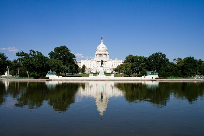 Capitol des Etats-Unis photos stock