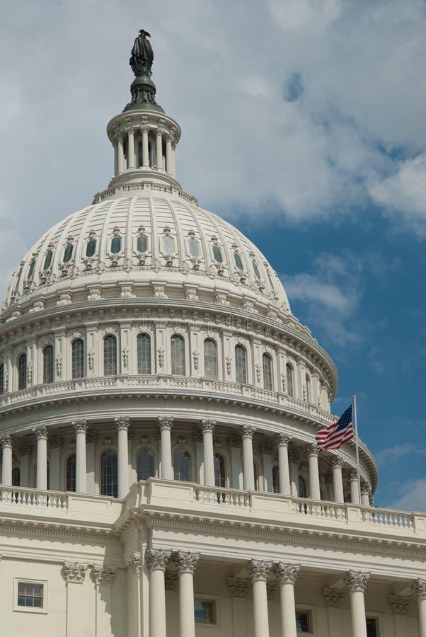 Capitol des USA   photo libre de droits
