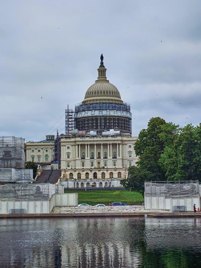 Capitol des USA images stock
