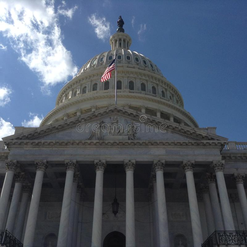 Capitol Glory royalty free stock images