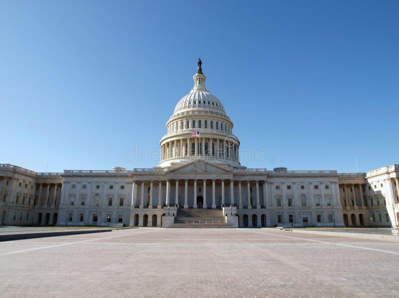 Capitol Hill imágenes de archivo libres de regalías