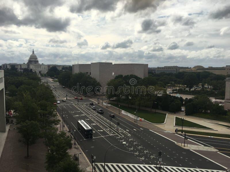 capitol hill zdjęcie royalty free