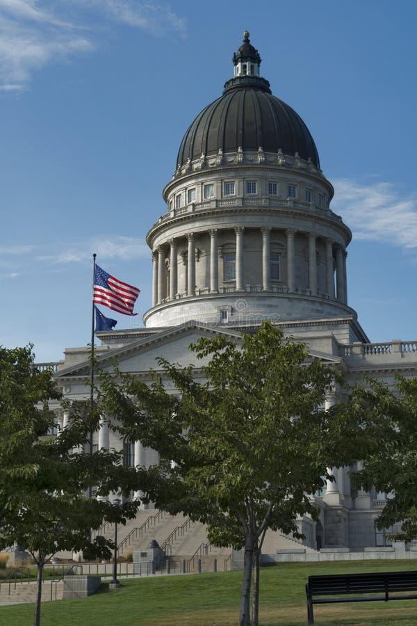 Capitol Hill стоковая фотография rf