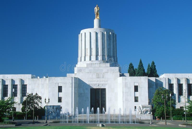 Capitol Oregon fotografia royalty free