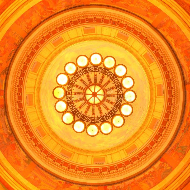 Capitol rotunda images libres de droits