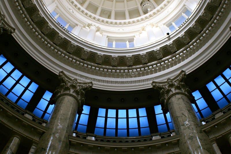 Capitol rotunda photographie stock