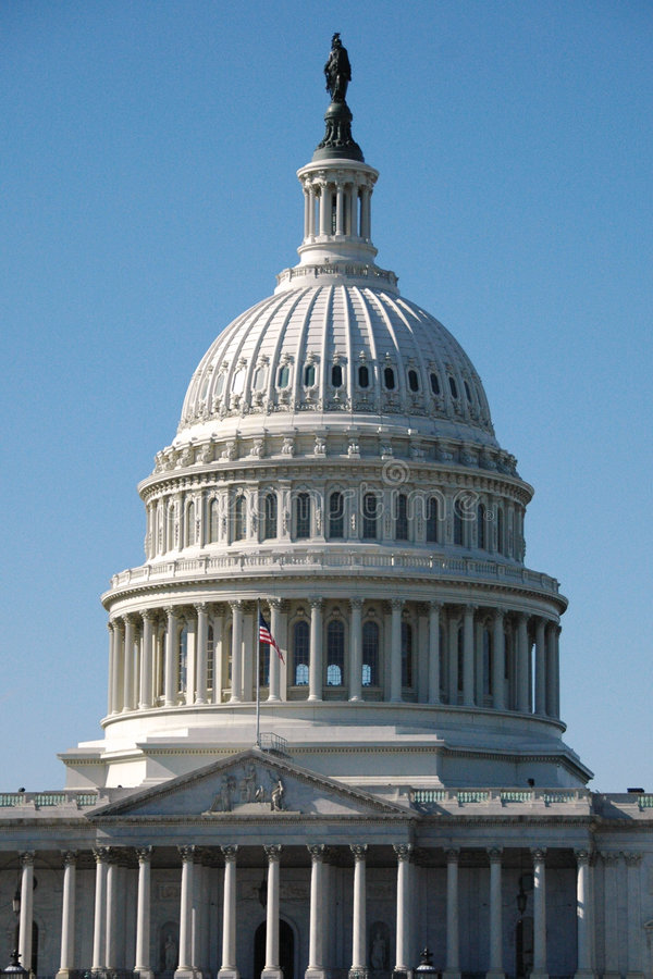 capitol rotunda στοκ εικόνα
