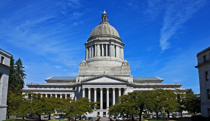 Capitol van de staat van Washington, Olympia royalty-vrije stock foto