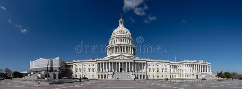 Capitol XIII des Etats-Unis images libres de droits