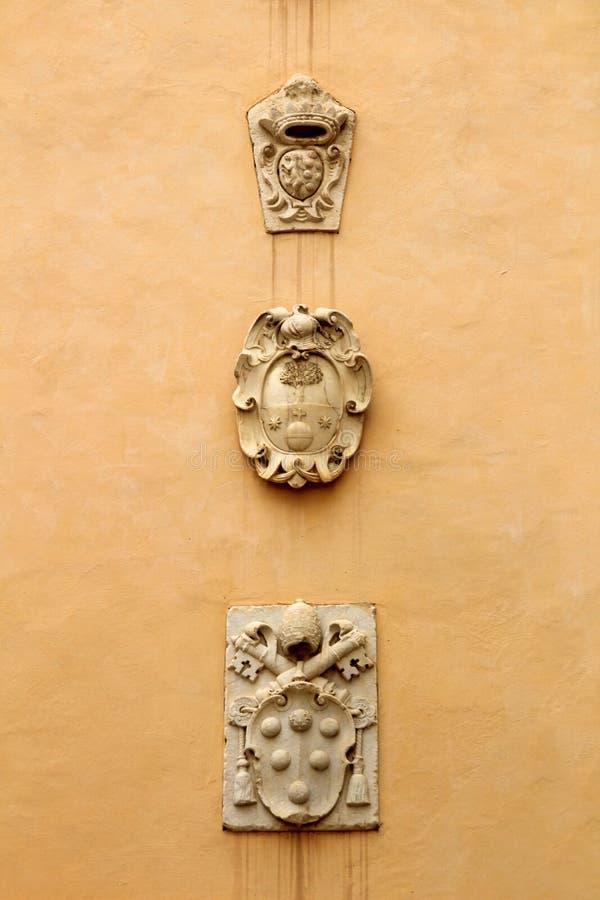 Capitoline museer, Rome, Italien fotografering för bildbyråer