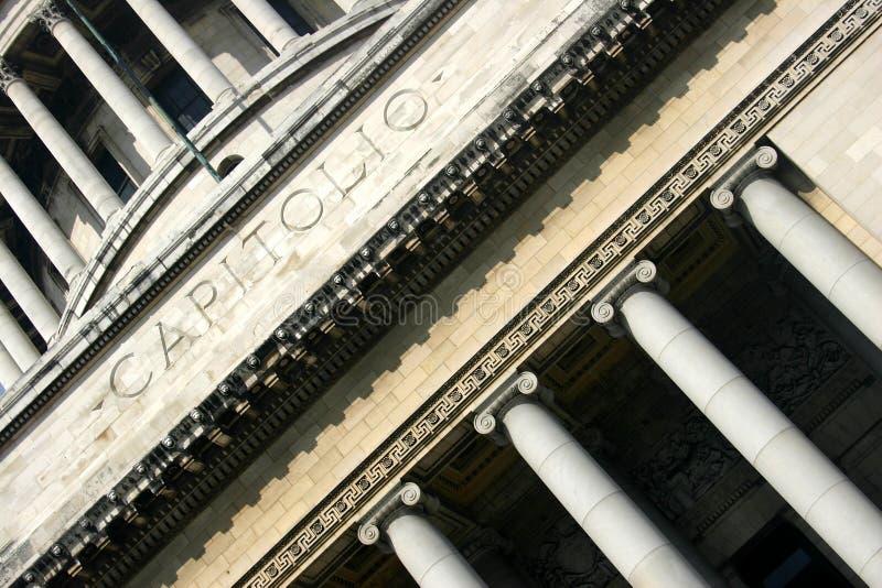 capitolio古巴 免版税图库摄影