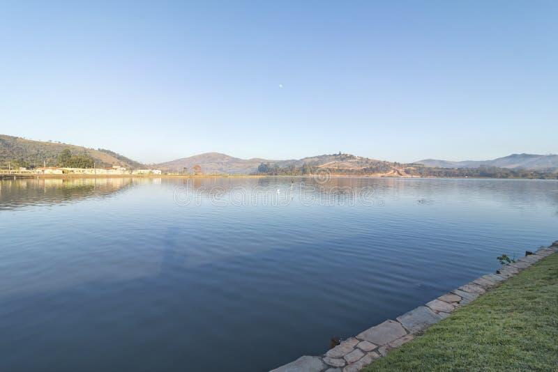 Capitolio, мины Gerais, Бразилия стоковое изображение