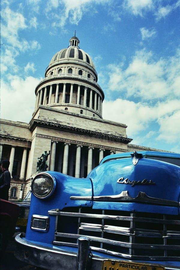 capitolio 2001 de Cuba fotos de stock royalty free