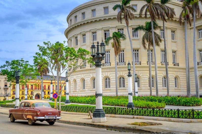 Capitolio byggnadshavannacigarr, Kuba arkivbilder