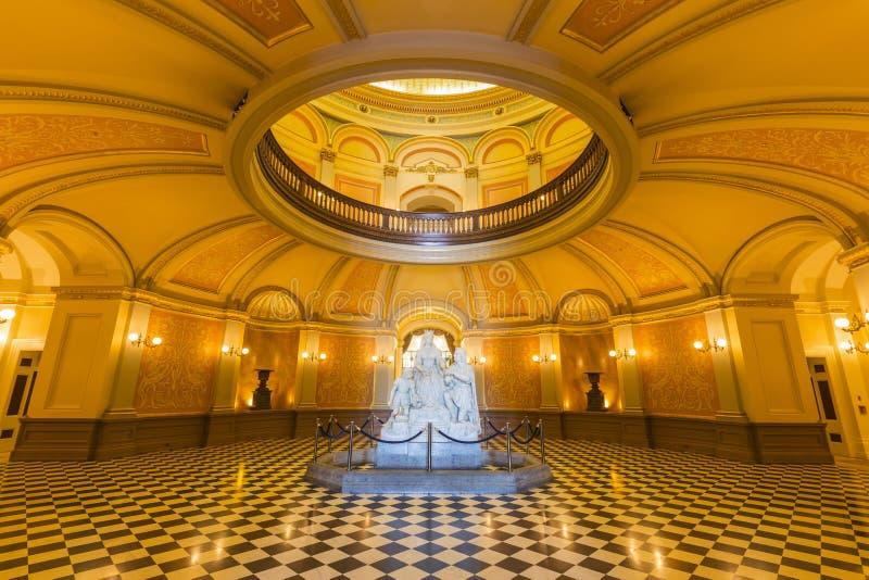 Download Capitolio De California De La Rotonda Foto de archivo - Imagen de legislatura, política: 42446036