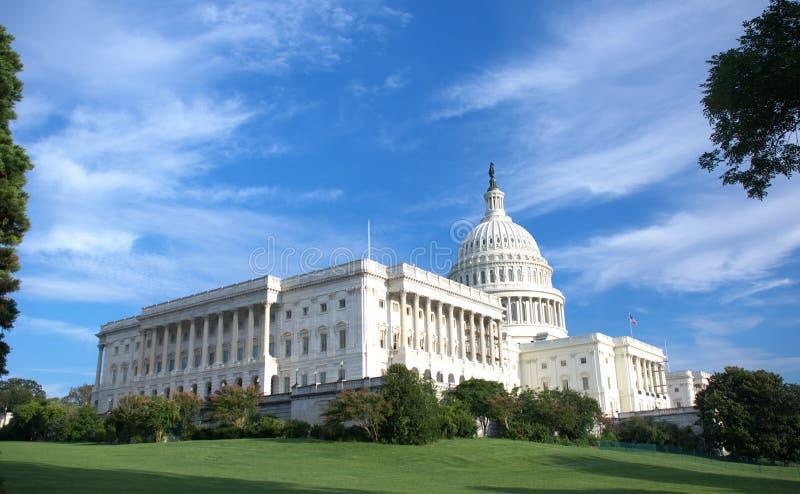 Capitolio de Estados Unidos imagen de archivo libre de regalías