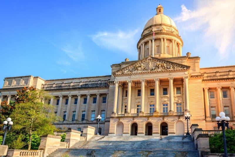 Capitolio de Kentucky fotografía de archivo