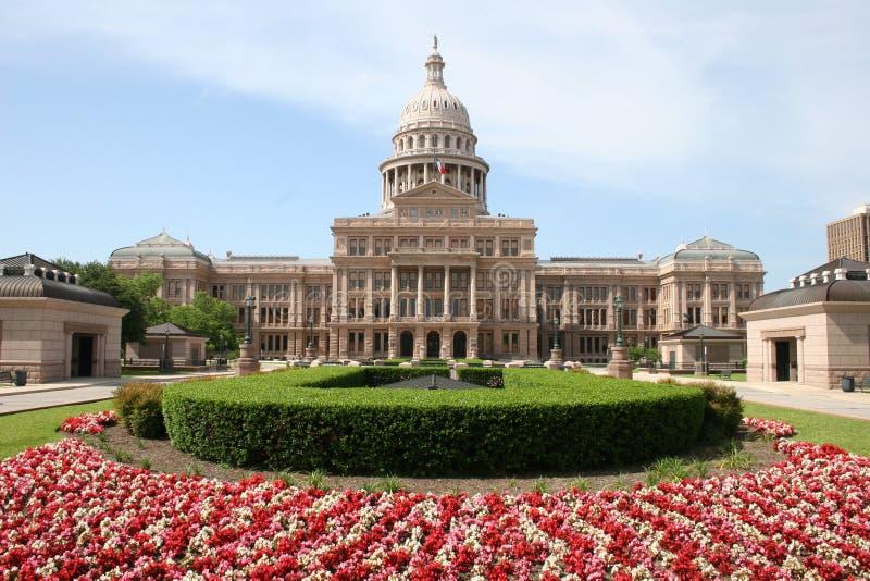 Capitolio del estado fotografía de archivo