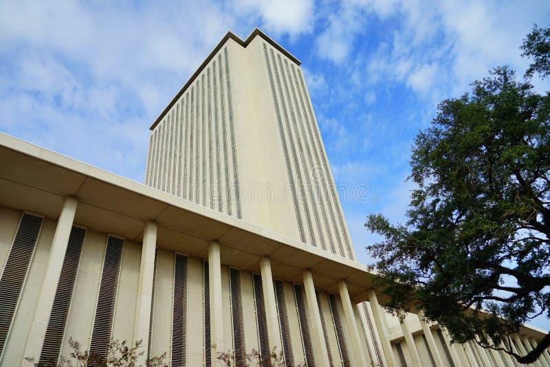 Capitolio del estado de la Florida imagen de archivo