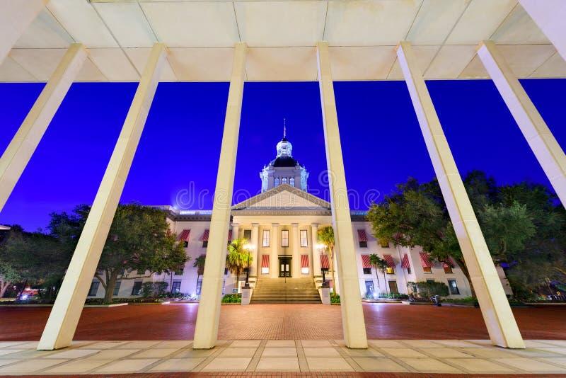 Capitolio del estado de la Florida fotos de archivo