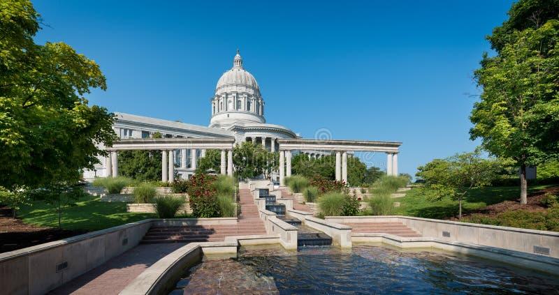 Capitolio del estado de Missouri fotos de archivo