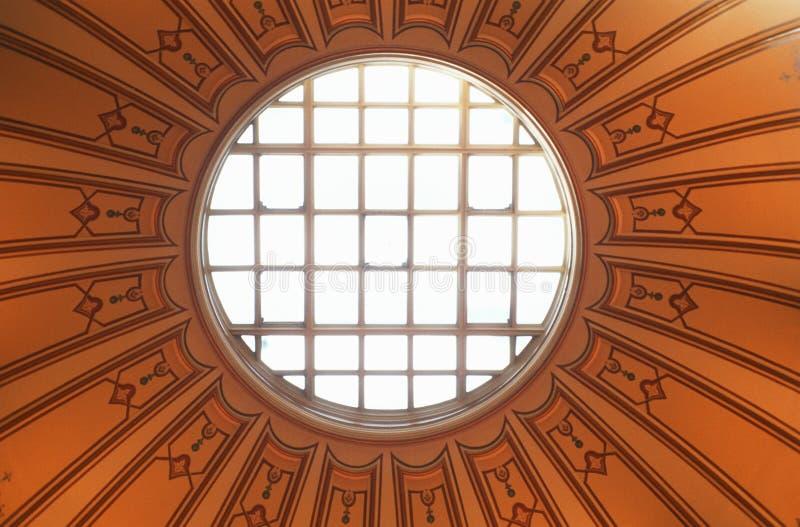 Capitolio del estado de Virginia imagenes de archivo