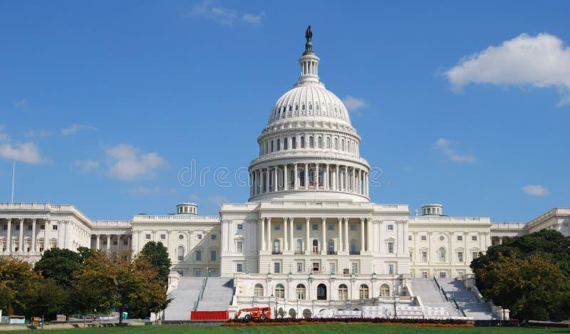 Capitolio del Washington DC fotos de archivo