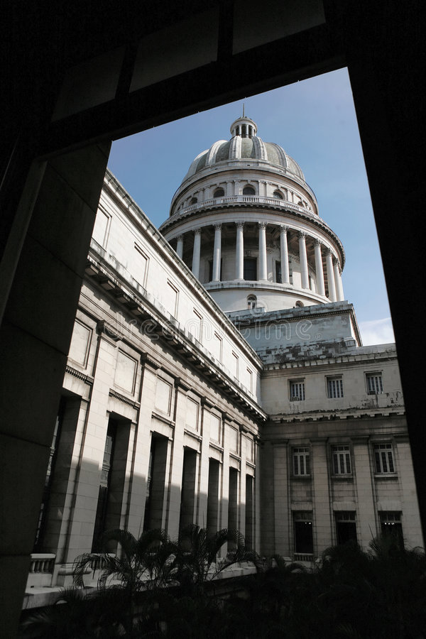 Capitolio, La Havane, Cuba photographie stock