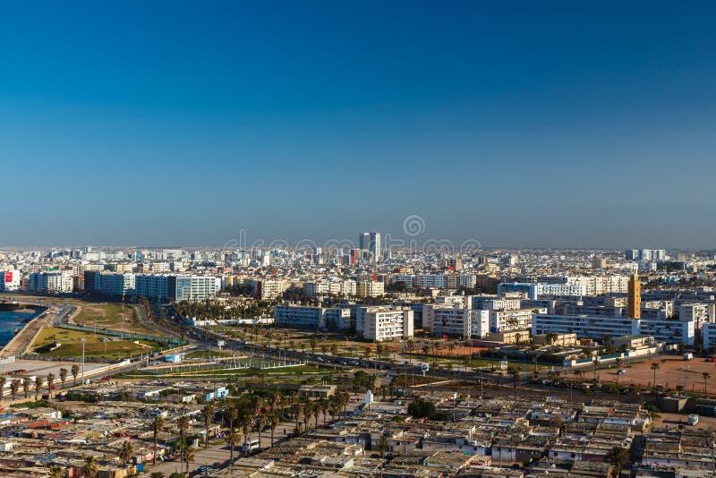 capitolstadscroatia panorama zagreb casablanca fotografering för bildbyråer