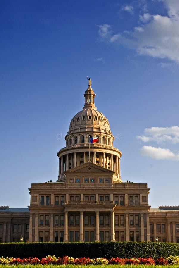 capitoltillstånd texas fotografering för bildbyråer