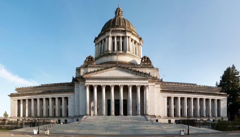 Capitool van Olympia in de staat van Washington royalty-vrije stock foto