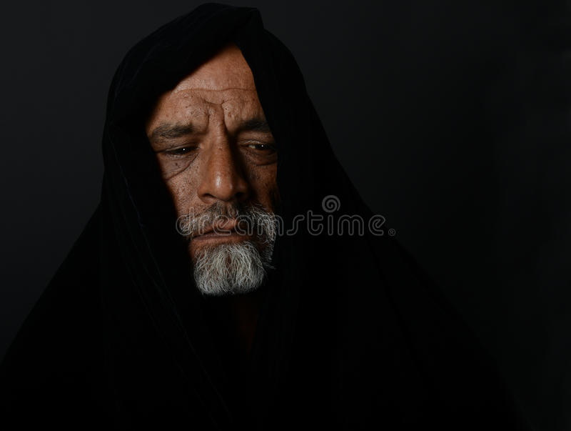 Capo afgano immagini stock