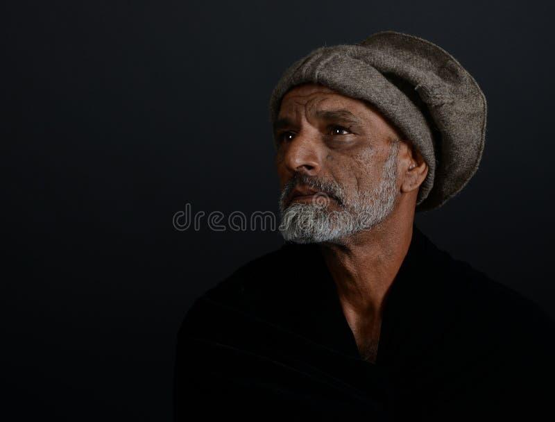 Capo di Afgan fotografie stock