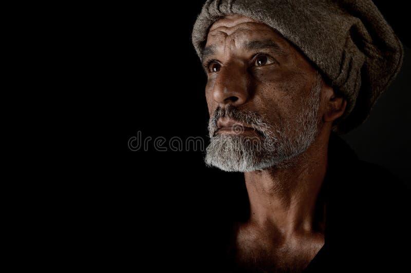 Capo di Talibani immagine stock libera da diritti