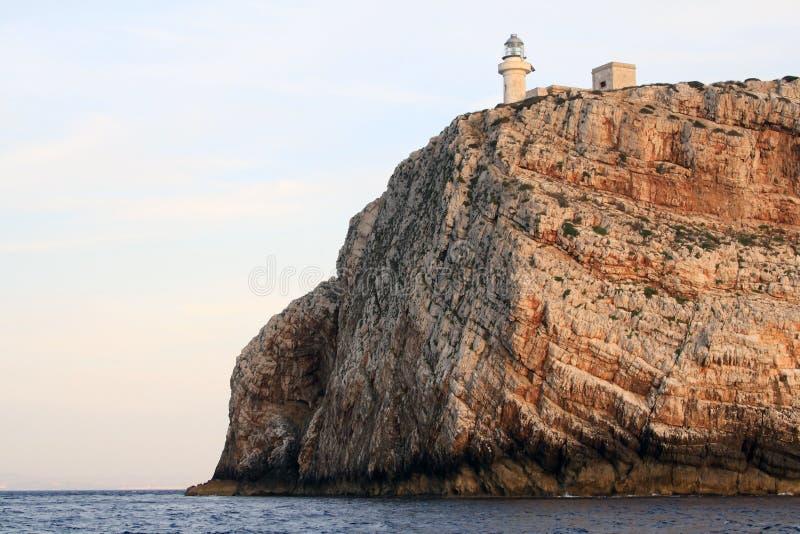 Capo Grosso stockbild