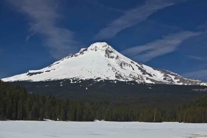Capo motor del montaje, Oregon fotografía de archivo libre de regalías