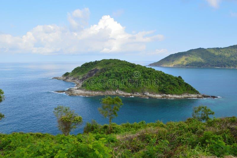 Capo Tailandia di Promthep immagine stock